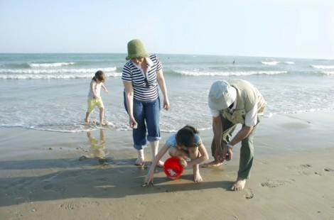 granndparents-beach